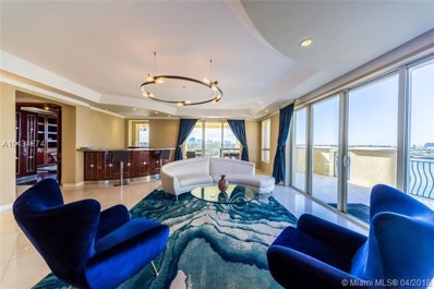 209 N Birch Rd UNIT 901, Fort Lauderdale, FL 33304 - MLS#: A10434274