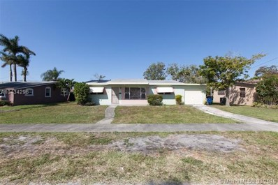 20130 NW 13th Ave, Miami Gardens, FL 33169 - MLS#: A10434296
