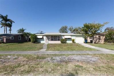 20130 NW 13th Ave, Miami Gardens, FL 33169 - MLS#: A10434296