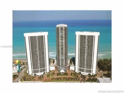 1850 S Ocean Dr UNIT 1106, Hallandale, FL 33009 - MLS#: A10434655