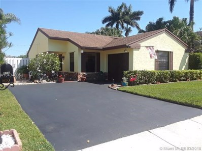 810 Rock Hill Ave, Davie, FL 33325 - MLS#: A10434806
