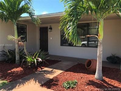 19716 SW 118th Ct, Miami, FL 33177 - MLS#: A10435200