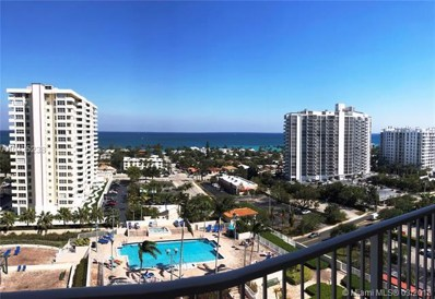 3020 NE 32nd Ave UNIT 1417, Fort Lauderdale, FL 33308 - MLS#: A10435238