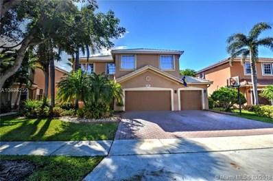 630 SW 167th Way, Pembroke Pines, FL 33027 - MLS#: A10435250