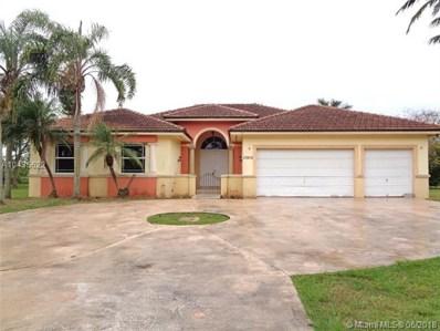 17970 SW 224th St, Miami, FL 33170 - MLS#: A10435622