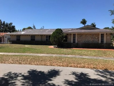 15940 W Troon Cir, Miami Lakes, FL 33014 - MLS#: A10435641