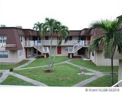 4530 SW 54th St UNIT 103-D, Dania Beach, FL 33314 - MLS#: A10435721