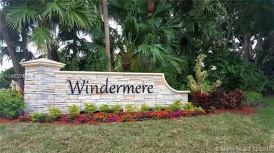 840 Windermere Way UNIT 840, Palm Beach Gardens, FL 33418 - MLS#: A10435755