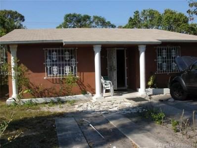 1135 NW 126th St, North Miami, FL 33168 - MLS#: A10435769
