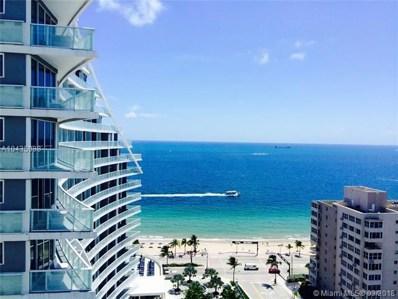 3101 Bayshore Dr UNIT 1001, Fort Lauderdale, FL 33304 - MLS#: A10435988