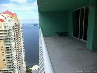 1200 Brickell Bay Dr UNIT 2208, Miami, FL 33131 - MLS#: A10436048