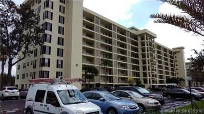 3250 N Palm Aire Dr UNIT 406, Pompano Beach, FL 33069 - MLS#: A10436292
