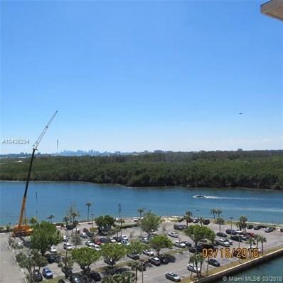 400 Kings Point Dr UNIT 1221, Sunny Isles Beach, FL 33160 - MLS#: A10436294