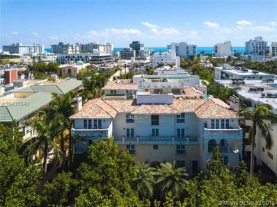 243 Meridian Ave UNIT 212, Miami Beach, FL 33139 - MLS#: A10436648