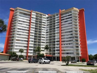 1351 NE Miami Gardens Dr UNIT 323E, Miami, FL 33179 - MLS#: A10436837