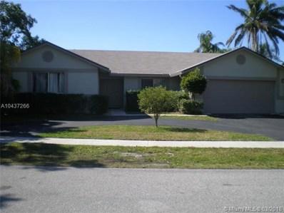 8300 SW 28th St, Davie, FL 33328 - MLS#: A10437266