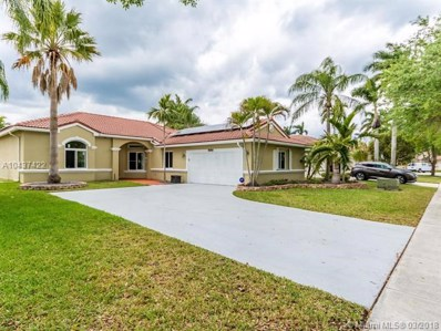 2322 NW 186th Ave, Pembroke Pines, FL 33029 - MLS#: A10437422