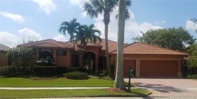 18546 SW 41st St, Miramar, FL 33029 - MLS#: A10437601