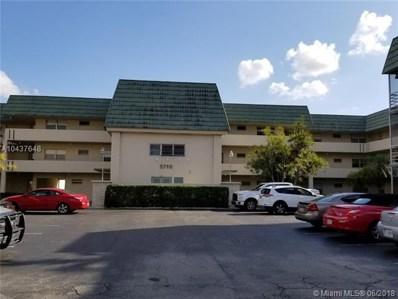 5790 Stirling Rd UNIT 105, Hollywood, FL 33021 - MLS#: A10437648