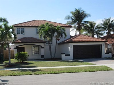 10068 SW 161st Pl, Miami, FL 33196 - MLS#: A10437786