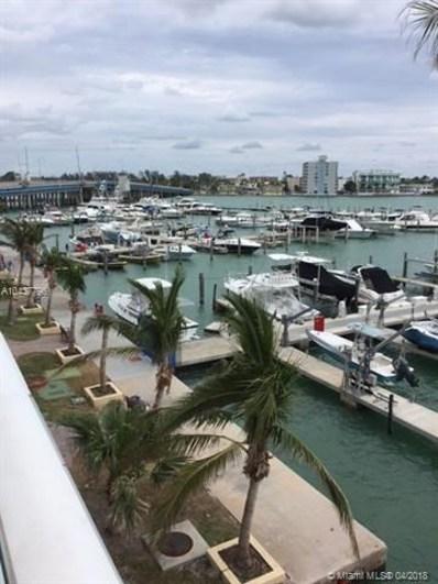 7601 E Treasure Dr UNIT 410, North Bay Village, FL 33141 - MLS#: A10437796