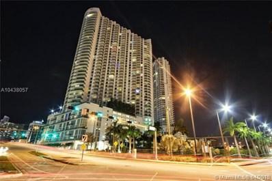 350 S Miami Ave UNIT 1803, Miami, FL 33130 - MLS#: A10438057
