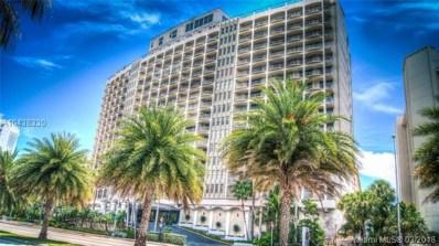5401 Collins Ave UNIT 1115, Miami Beach, FL 33140 - MLS#: A10438330