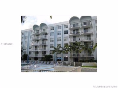 486 NW 165th St Rd UNIT B305, Miami, FL 33169 - MLS#: A10438672