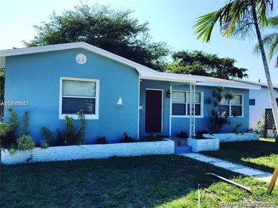 1337 NW 4th Ave, Fort Lauderdale, FL 33311 - MLS#: A10438843
