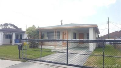 13854 NW 23rd Ave, Opa-Locka, FL 33054 - MLS#: A10439255