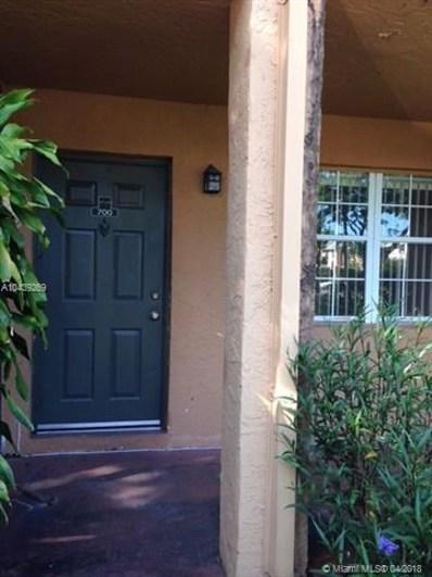 700 NW 103rd Ter UNIT 101, Pembroke Pines, FL 33026 - MLS#: A10439269
