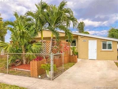 3721 N 72nd Ave, Hollywood, FL 33024 - MLS#: A10439275