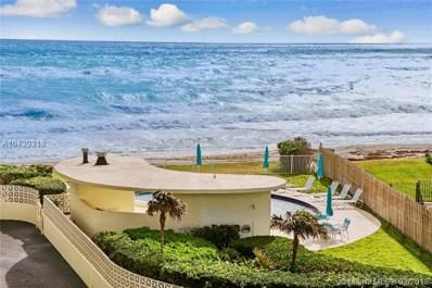 300 Beach Rd UNIT 401, Tequesta, FL 33469 - MLS#: A10439319