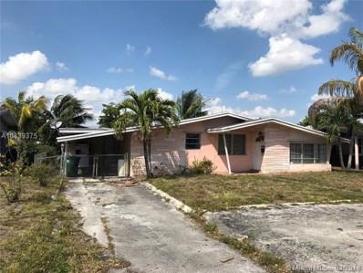 7521 Granada Blvd, Miramar, FL 33023 - MLS#: A10439375