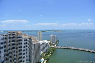 465 Brickell Ave UNIT 3501, Miami, FL 33131 - MLS#: A10439386