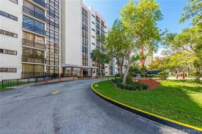 16909 N Bay Rd UNIT 315, Sunny Isles Beach, FL 33160 - MLS#: A10439702