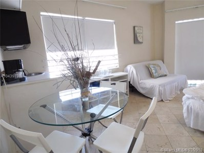763 Pennsylvania Ave UNIT 117, Miami Beach, FL 33139 - #: A10439738