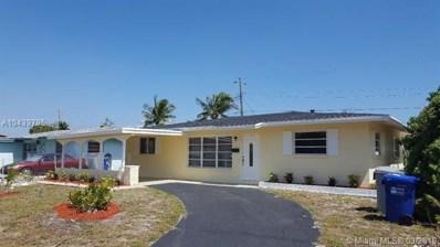 2001 NE 1st Ter, Pompano Beach, FL 33060 - MLS#: A10439785