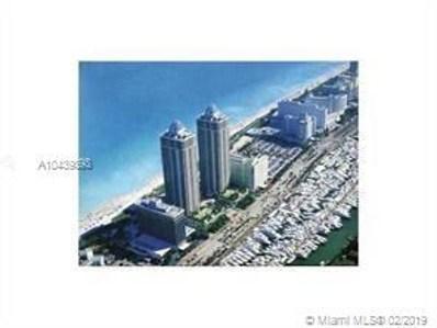 4779 Collins Ave UNIT 1507, Miami Beach, FL 33140 - MLS#: A10439898