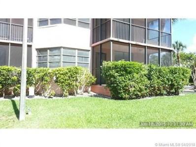 20850 San Simeon Way UNIT 102-5, Miami, FL 33179 - MLS#: A10440071