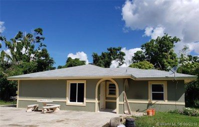 35520 SW 212th Ave, Homestead, FL 33034 - MLS#: A10440083