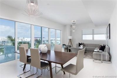 6103 Aqua Ave UNIT 501, Miami Beach, FL 33141 - MLS#: A10440197