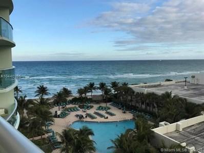 3801 S Ocean Dr UNIT 7J, Hollywood, FL 33019 - MLS#: A10440265
