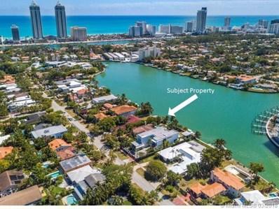 744 Lakeview Dr, Miami Beach, FL 33140 - MLS#: A10440482