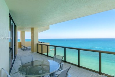 16275 Collins Ave UNIT 2601, Sunny Isles Beach, FL 33160 - #: A10440534