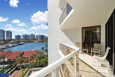 3610 Yacht Club Dr UNIT 804, Aventura, FL 33180 - MLS#: A10440704