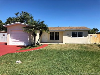 3572 NW 39th Ave, Lauderdale Lakes, FL 33309 - MLS#: A10440743