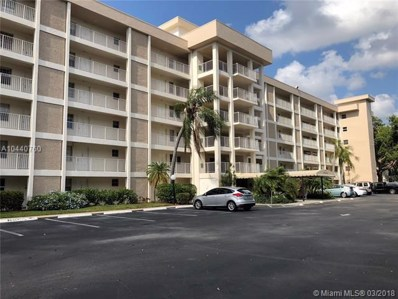 2651 S S Course Drive UNIT 402, Pompano Beach, FL 33069 - MLS#: A10440760