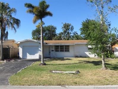 8841 NW 12th St, Pembroke Pines, FL 33024 - MLS#: A10440785