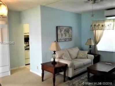 315 Van Buren St UNIT 208B, Hollywood, FL 33019 - MLS#: A10441048